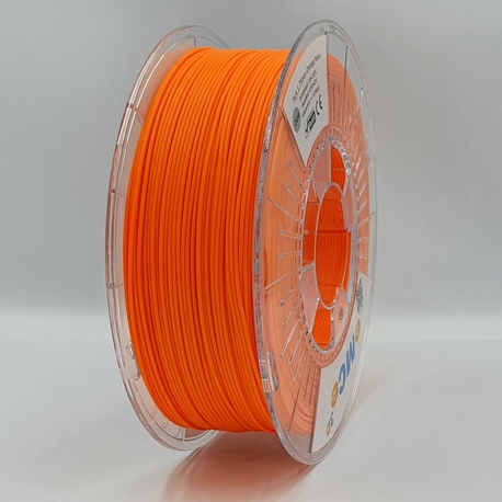 Filament eMCe3D PLA 1,75mm, Orange Neon 1kg (1)